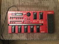 Boss GT-6B bass guitar effects pedal