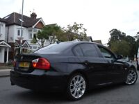 !!! BMW 320I SE 2006 PLATE 6 SPEED NEWER SHAPE M SPORT REPLICA ALLOYS/EXTRAS LEATHERS ! E90 3 SERIES