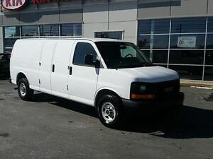 2014 GMC Savana 2500 Air EXT.