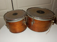Bongos collect in South Manchester M21 Bongo Drums Percussion Instrument