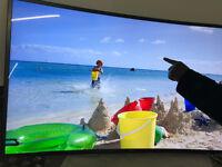 48'' SAMSUNG CURVED 4K SUHD SMART 3D LED TV.UE48JS8500. TOP SPEC MODEL.