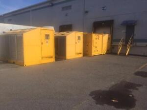 EEI  HVAC Modular Units - 166 KW Heat - 960,000 BTU/Hr Cooling, Perfect for cooling Bitcoin Mining Centers