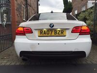 BMW LCI Rear Lights for E92 including Wire (No Coding Needed)
