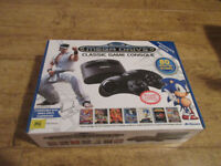 Megadrive ATGames classic games console with 80 built-in games