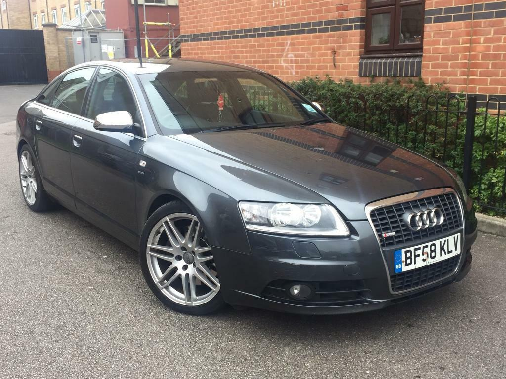 2008 audi a6 2 7 tdi le mans saloon diesel high spec in notting hill london gumtree. Black Bedroom Furniture Sets. Home Design Ideas