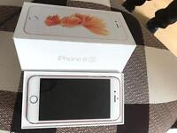 Iphone 6s 128GB rose gold simfree