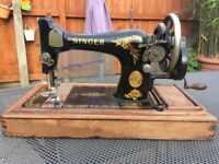 1930s Singer Sewing Machine
