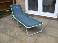 Lichfield Deluxe Camp Sun Lounger (3 available)