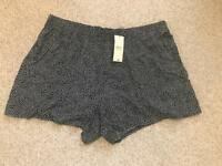 x2 size 18 shorts (still with tags)