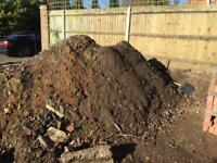 Approx 4 tonne top soil - free to collect