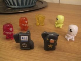 114 Gogos crazybones large collection inc some stickers £1 EACH SEE OTHER ADS