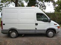 2001 Iveco van
