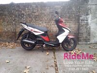 Kymco Super 8 125cc 2015 (CAT C)