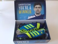Limited edition Adidas Nitrocharge 1.0 football boots [Size 11]