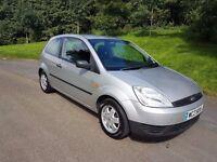 2004 ford fiesta 1.4 tdci diesel cheap tax and insurance