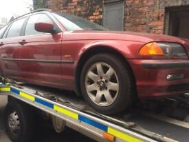 Bmw 328i 2001 Breaking all parts available based in Birmingham