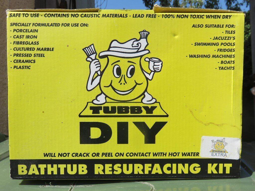Bathtub Resurfacing Kit Diy In Norwich Norfolk Gumtree