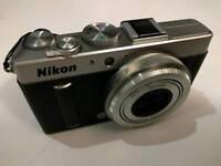 Nikon Coolpix A - DX sensor compact