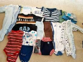 Boy's Clothing bundle aged 3-6 months 3