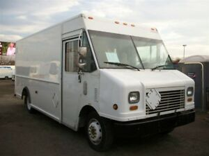 2007 Workhorse P42 16 ft step van workhorse