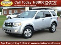 2011 Ford Escape XLT 4x4 Only 37km! Remote Start!