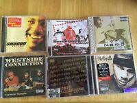 Various hip hop CDs
