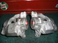 Classic mini disc brake calipers
