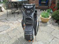 Aqua Pel Waterproof Trolley Golf Bag