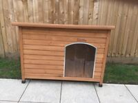 Imperial insulated XL dog kennels