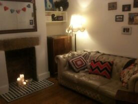 2 Double rooms available in friendly house in Meanwood