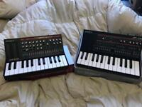 Roland boutiques jp08+jx03 with km25,S