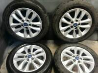 16 inch 5x108 genuine Ford alloy wheels