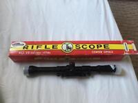 gunmark 4x20 air rifle scope