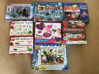 Bead Creations/Cars Monopoly/Learning Games/Jigsaws Bundle