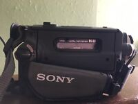 Sony handy can 560 digital zoom and optical20x