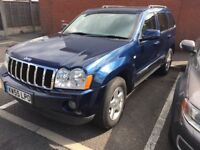 Jeep grane cherokee 3.0 crd new shape