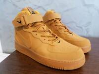 Nike Air Force 1 Mid tops UK Size 8.5 shoes, trainers
