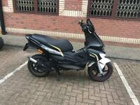 2010 60 Gilera Runner SP50 50Cc Moped