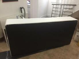 Single bed base divan