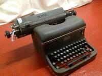 Oliver Typewriter 1950s Model