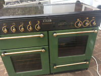 RANGEMASTER 110 LEISURE PROFESSIONAL GAS COOKER SPECIAL EDITION ...FREE DELIVERY ANY TIME