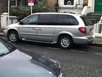 Chrysler grand voyager Petrol for sale or Px