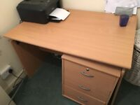 Free Large Desk, collection only