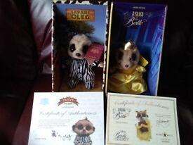 Ayana as Belle & safari Oleg. New