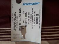Ed Sheeran ticket Galway