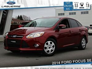 2014 Ford Focus SE**TOIT*BLUETOOTH*A/C*CRUISE**