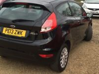 Ford Fiesta 125 Style
