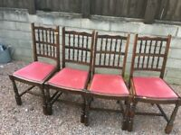 sets of dining chairs, cheap and cheerfull can deliver