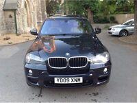 BMW X5 3.0 30d M Sport 2009, 7 SEATER/PANROOF (FULL BMW SH) 1 YEAR MOT (2 KEYS)