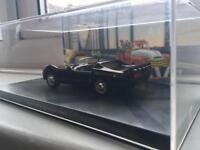 Collectible batman car from DC comics/Detective comics #456